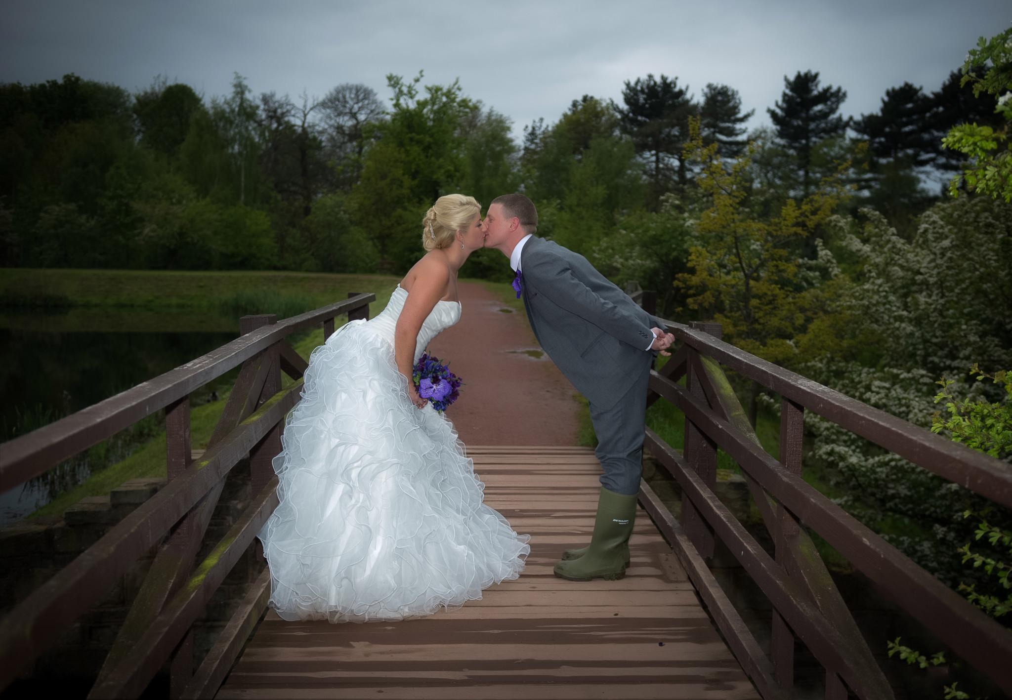 Wedding Photography outside
