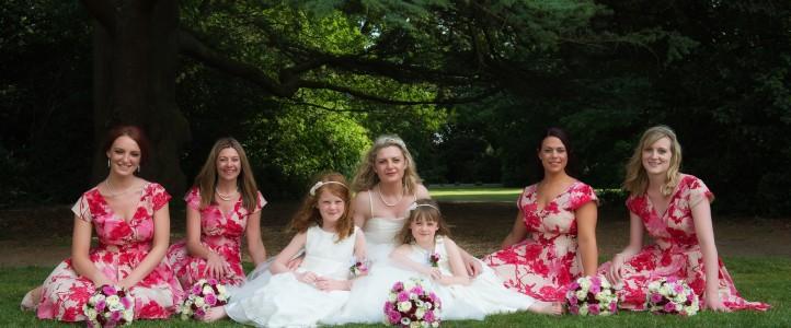 Summer Wedding Weetwood Hall Leeds West Yorkshire