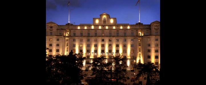 Queens Hotel  Leeds  Wedding Venue