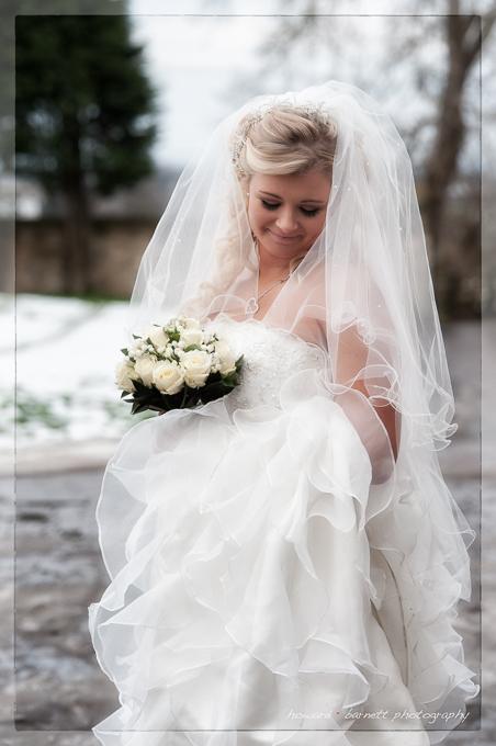 Wedding Photography Hazelwood Castle