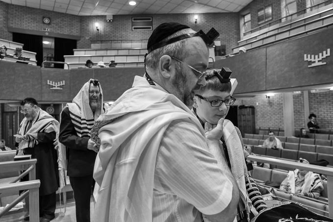 Photojournalist Bar Mitzvah Photography