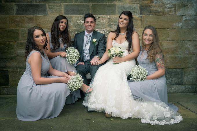 Spring Wedding at Rudding Park