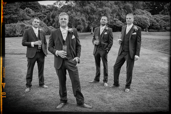Yorkshire Groomsmen