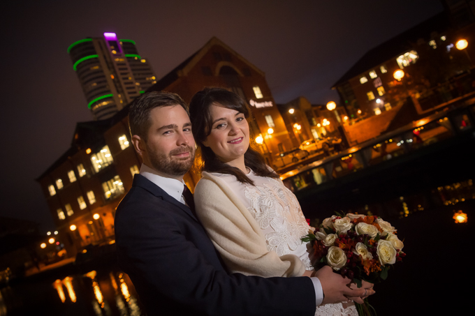 Weddings Granary Wharf Leeds