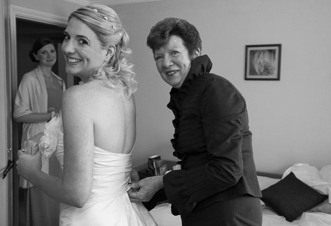 Local Wedding Photographers - Award Wining Wedding Yorkshire Photographer Howard Barnett BA (Hons) BIPP