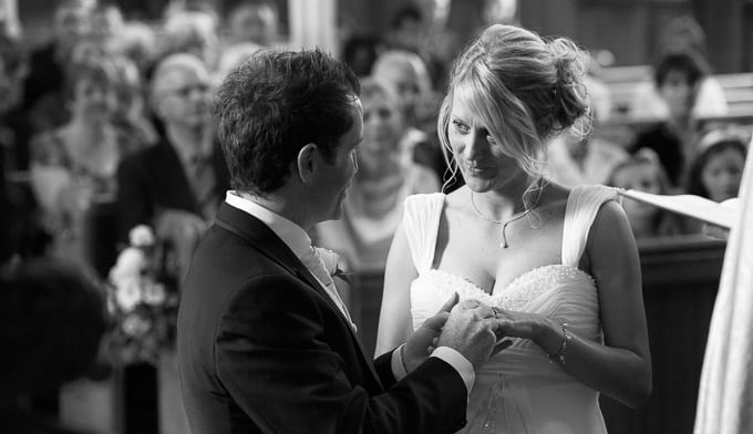 One of the Best Wedding Photographers in Harrogate Christ Church High Harrogate