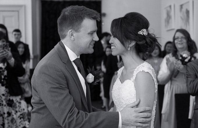 Weddings Leeds Town Hall Wedding Photographer