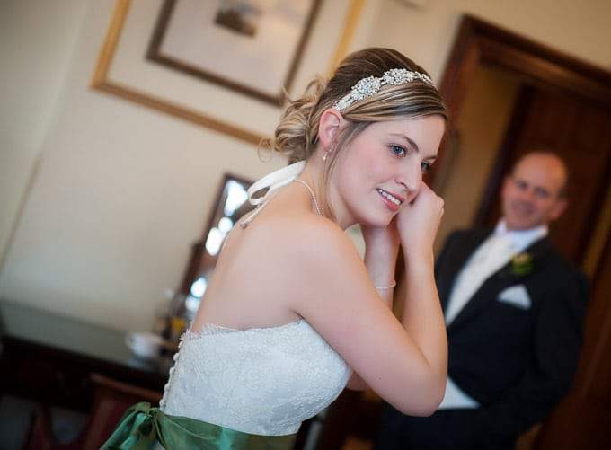 Howard Barnett is one of the best Wedding Photographers in Leeds