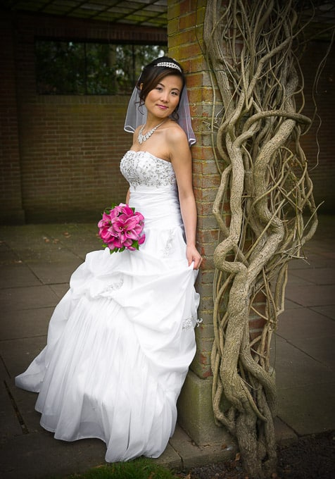 Recommended wedding photographer in Harrogate North Yorkshire