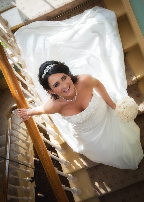 Recommended wedding photographer in Leeds