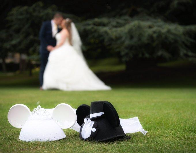 Disney Themed Wedding at The Old Swan Hotel Harrogate