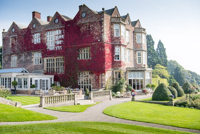 Autumn Wedding at Goldsborough Hall