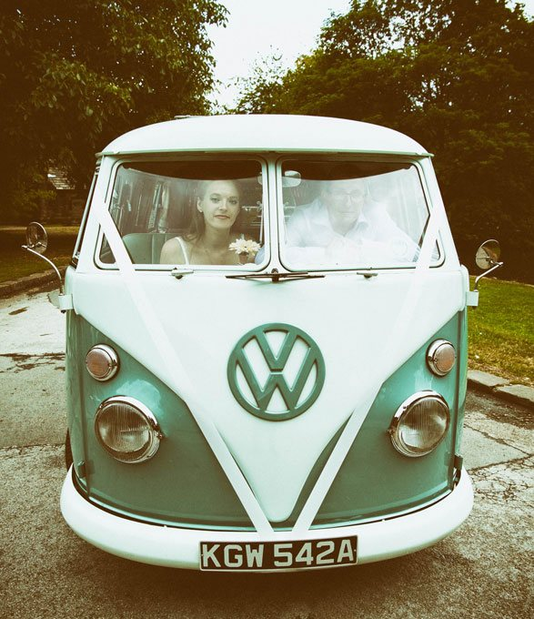 Arty Wedding Photographs