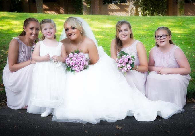 Wedding Photography at The Valley Gardens Harrogate