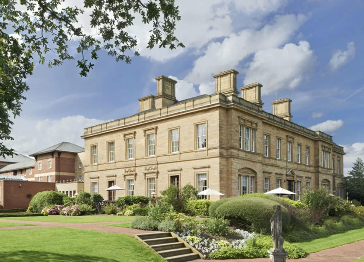 Wedding venue - Outlon Hall near Leeds