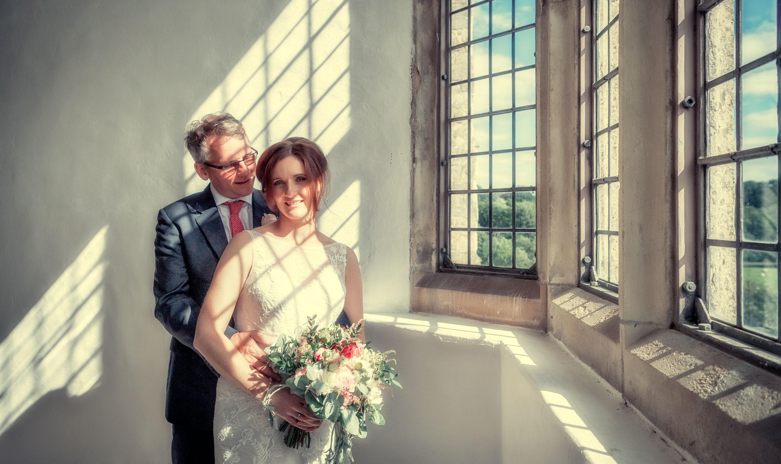 Bride and Groom Helmsley